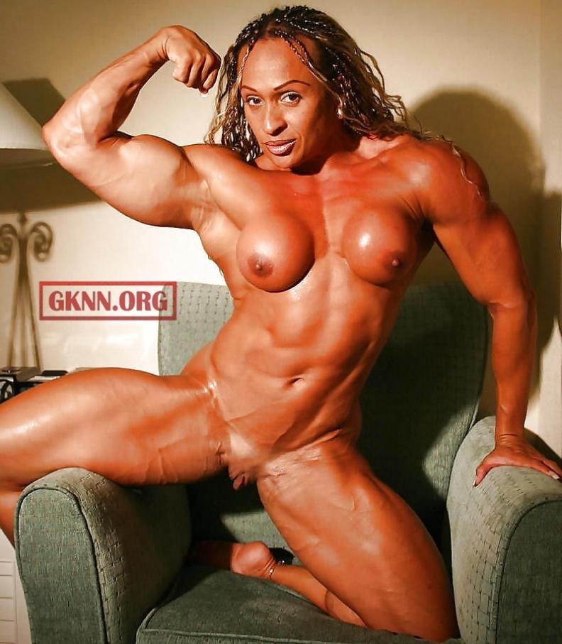 Nude muscular women female bodybuilders fitness girls